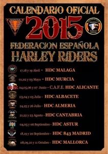 Cartel fiestas HDC 2015