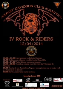 cartel IV Rock & Riders
