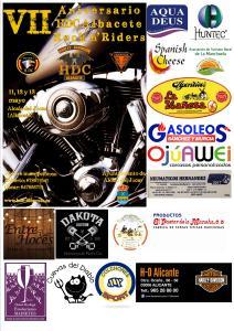 cartel patrocinadores 2018